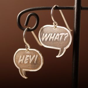 Convo Bubble Earrings