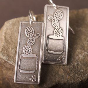 Prickly Pear Earrings